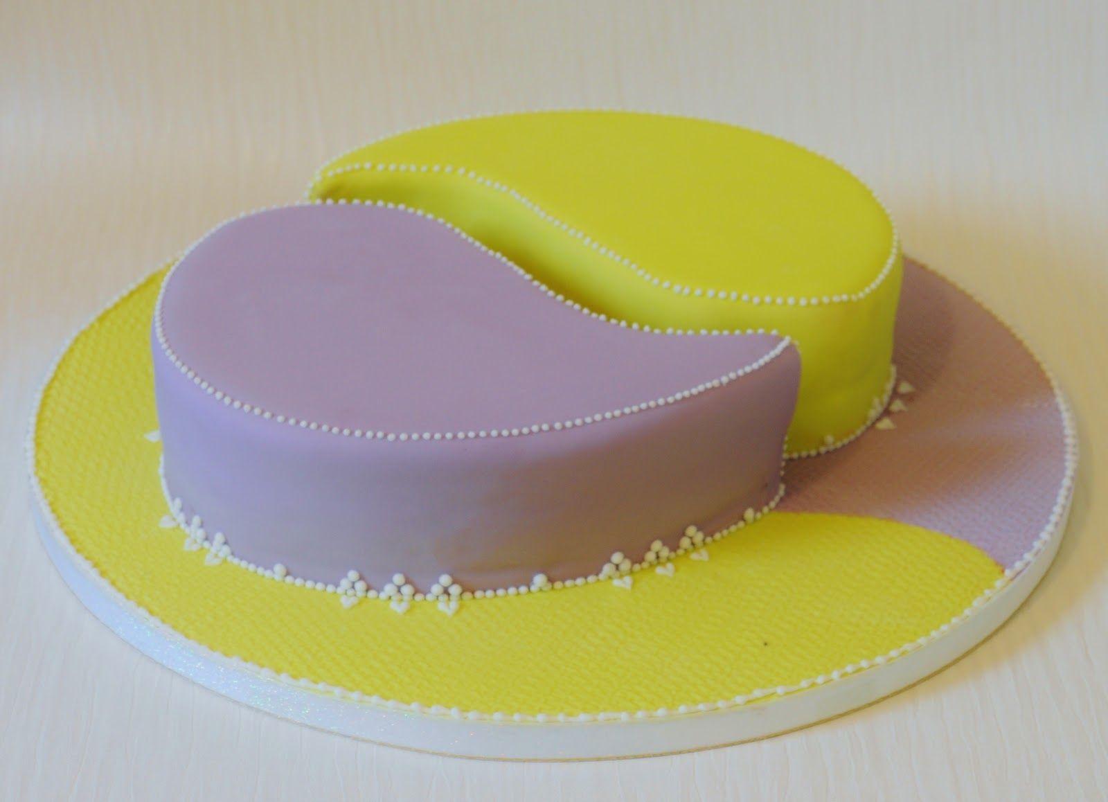 Boy Girl Twin Birthday Cake