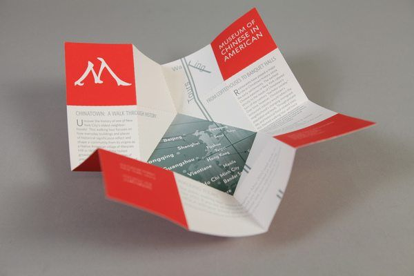 Cool Brochure Designs That Make The Reader Adore Them