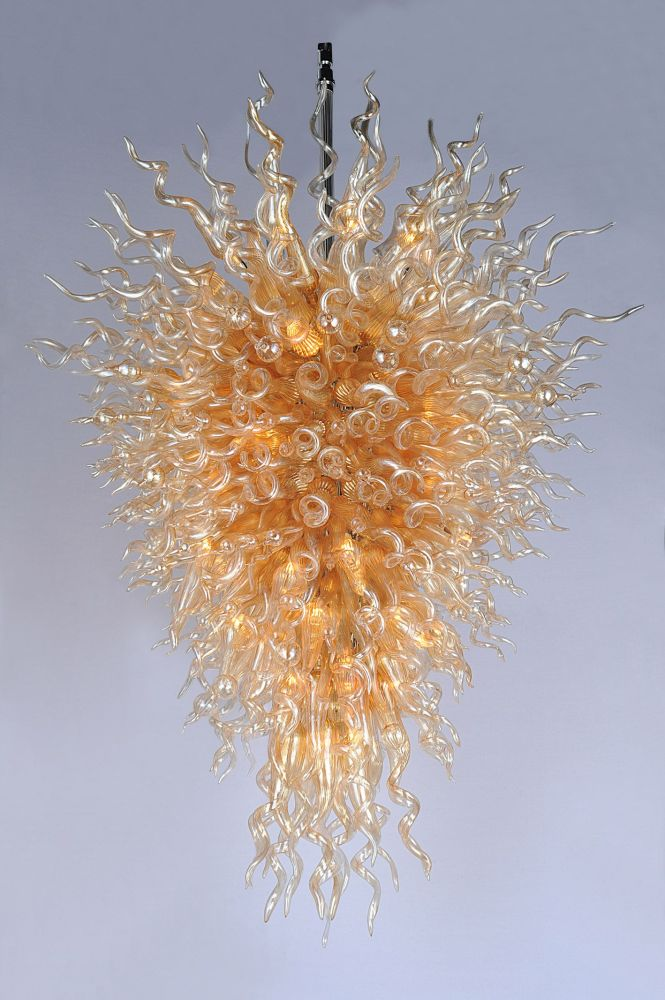 Ce D Oro 140cm X 180cm With 1000watts Of Lighting In Hand Sculpted Champayne