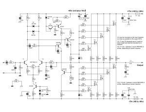 400 Watt Rms Amp Circuit   Circuit Diagram Images