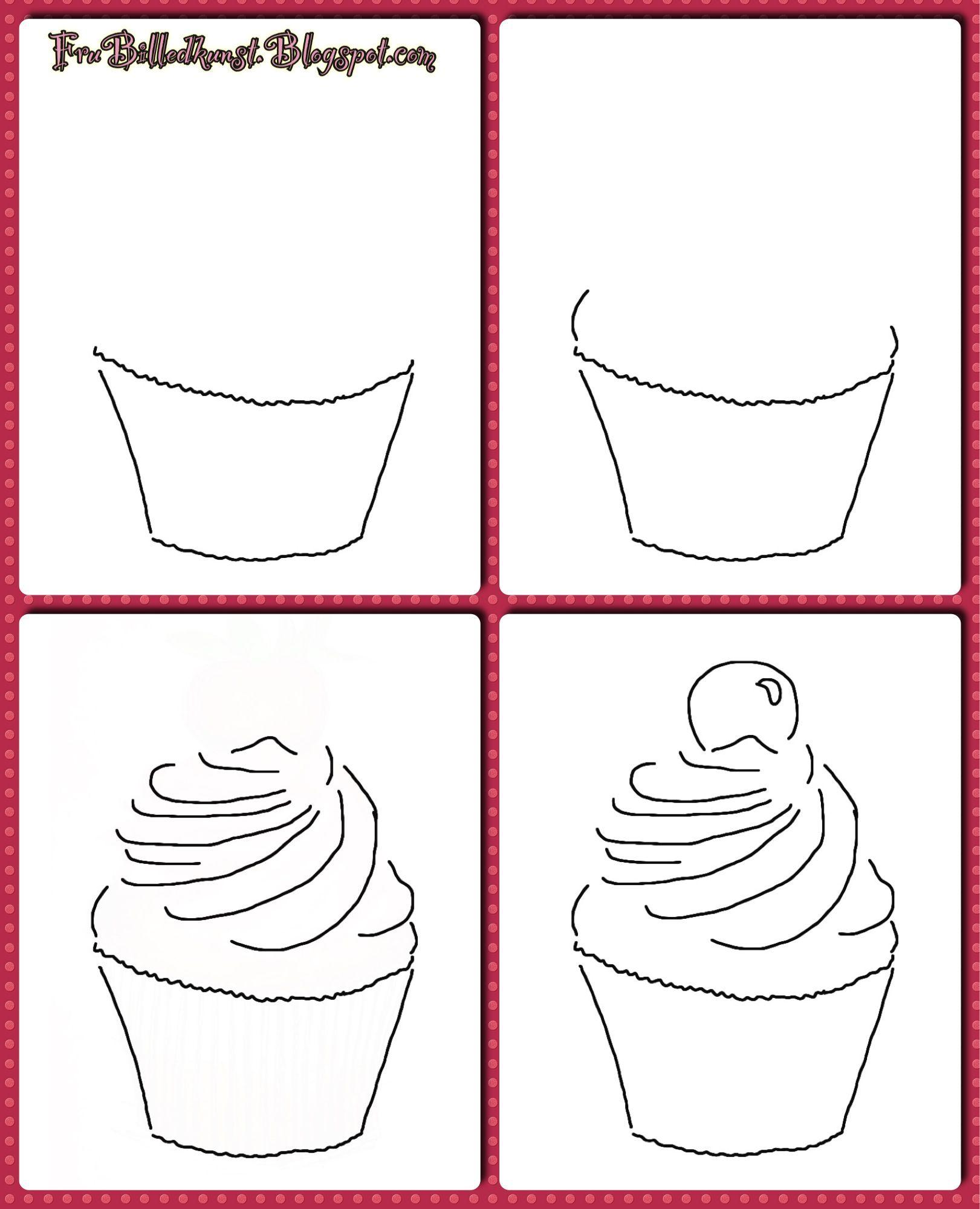 Cupcakes Inspiration Fra Thiebaud Del 3