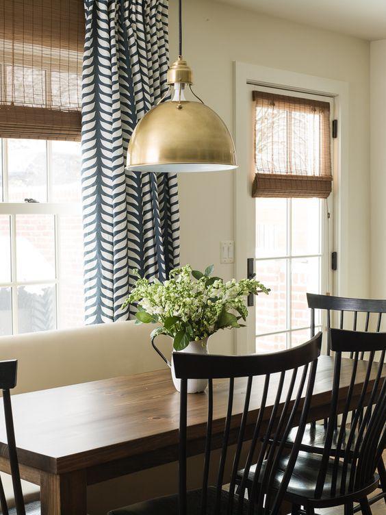 Farmhouse Dining Room   Fresh Farmhouse   Pinterest ... on Farmhouse:-Cra1Rtrksu= Dining Room Curtains  id=85558