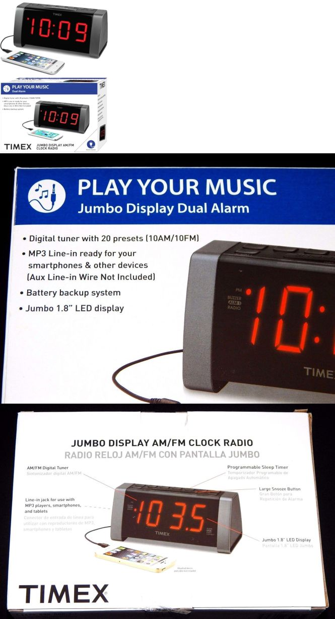 battery powered alarm clocks unique alarm clock. Black Bedroom Furniture Sets. Home Design Ideas