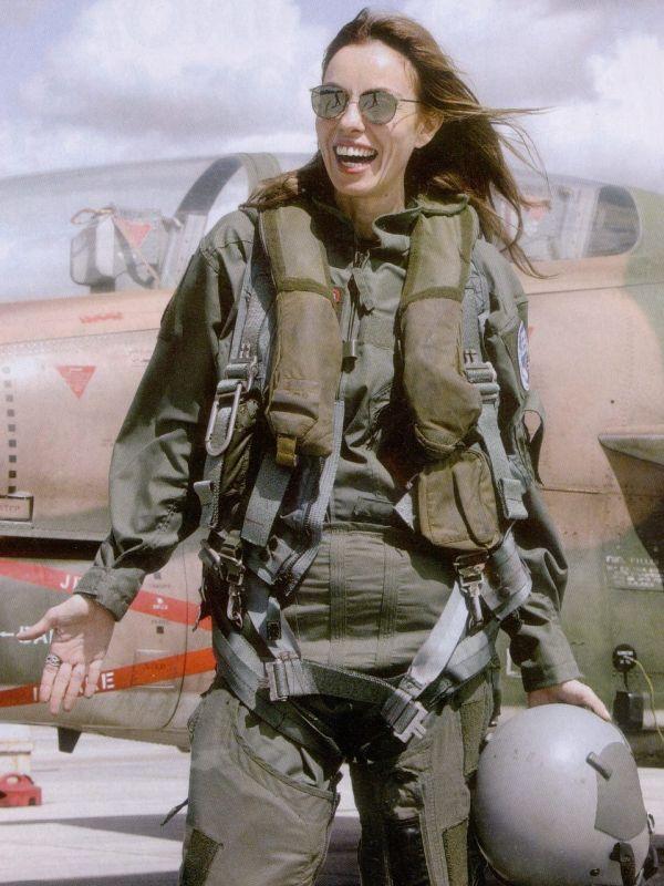 Female Pilot. | Women in the Air Force | Pinterest