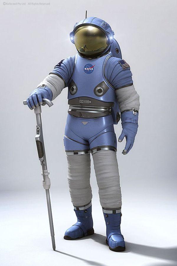 NASA's Next Spacesuit - kollected …   Pinteres…