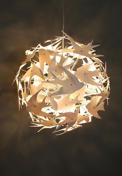 Boatswain Lighting Porcelain Fine Design Chandelier May Ball