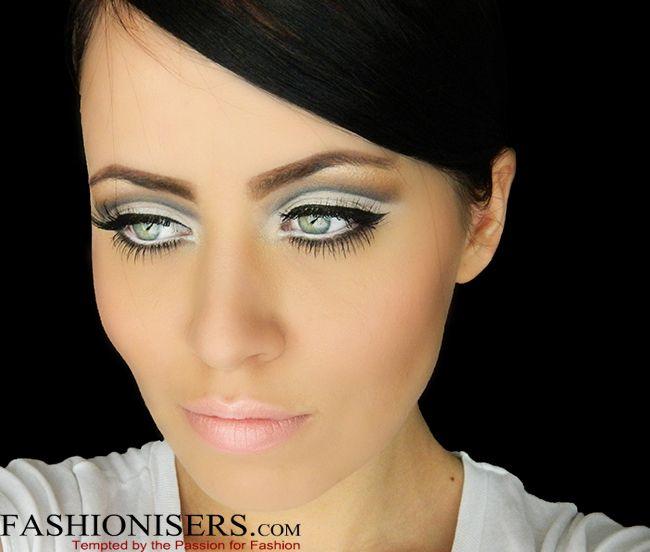 60 S Mod Makeup Eyes Hairstly