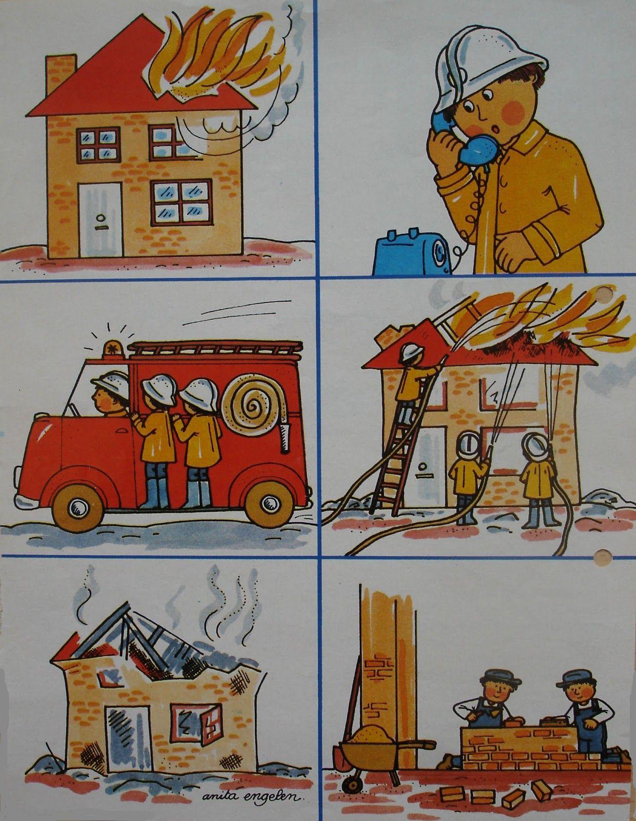 De Gigantjes Van 3kb Ten Dorpe Thema De Brandweer