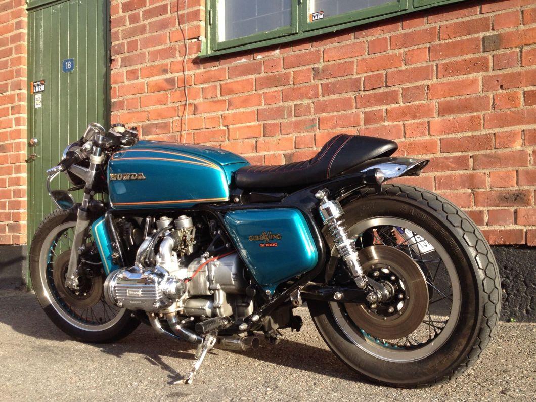 Honda Gl 1000 Cafe Racer Raisin Gold Wing 1976 Cc Goldwing Wiring Diagram Alles Ber Motorrad Bildideen