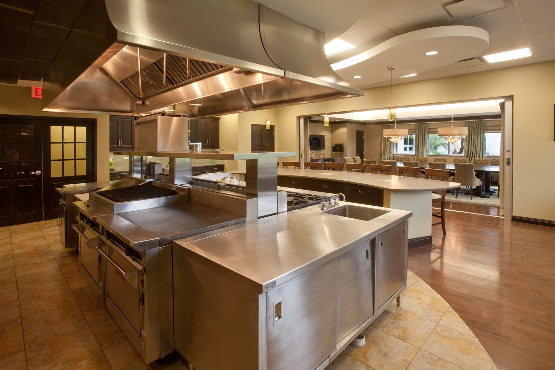 Culinary Kitchen Project Pinterest Commercial