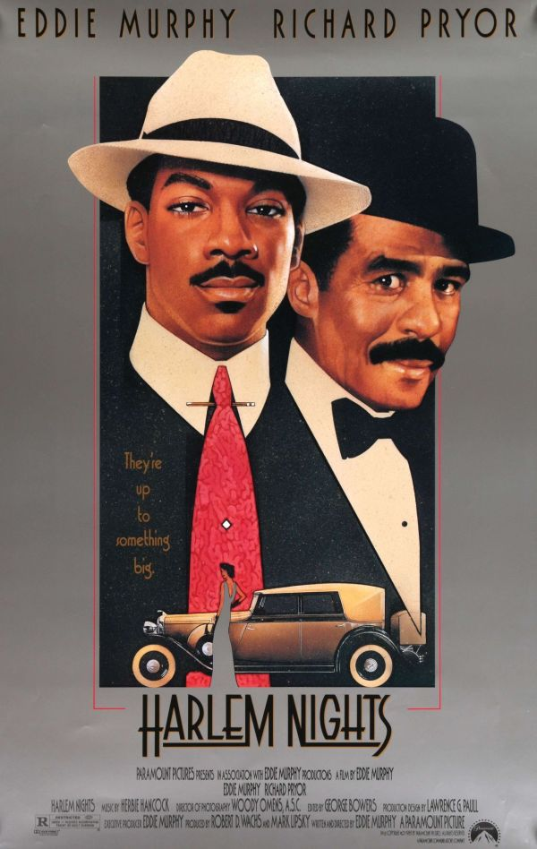 Harlem Nights (1989) | Harlem nights, Night stars and Movie