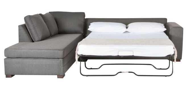 Picturesque Gray Fabric Sleeper Couch With Pull Out Bed White Mattress Covers As Inspiring Small E