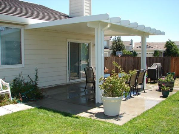 small back porch patio ideas Small Covered Patio on Pinterest | Covered Patio Design