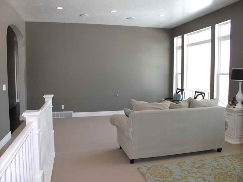 gray interior paint color idea best gray paint colors on paint combinations for interior walls id=40474