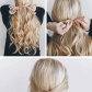 Neat best minute hairstyles u minute knotted half up u quick and