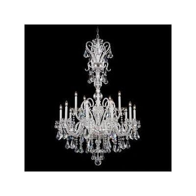 Schonbek Novielle 20 Light Crystal Chandelier Type S