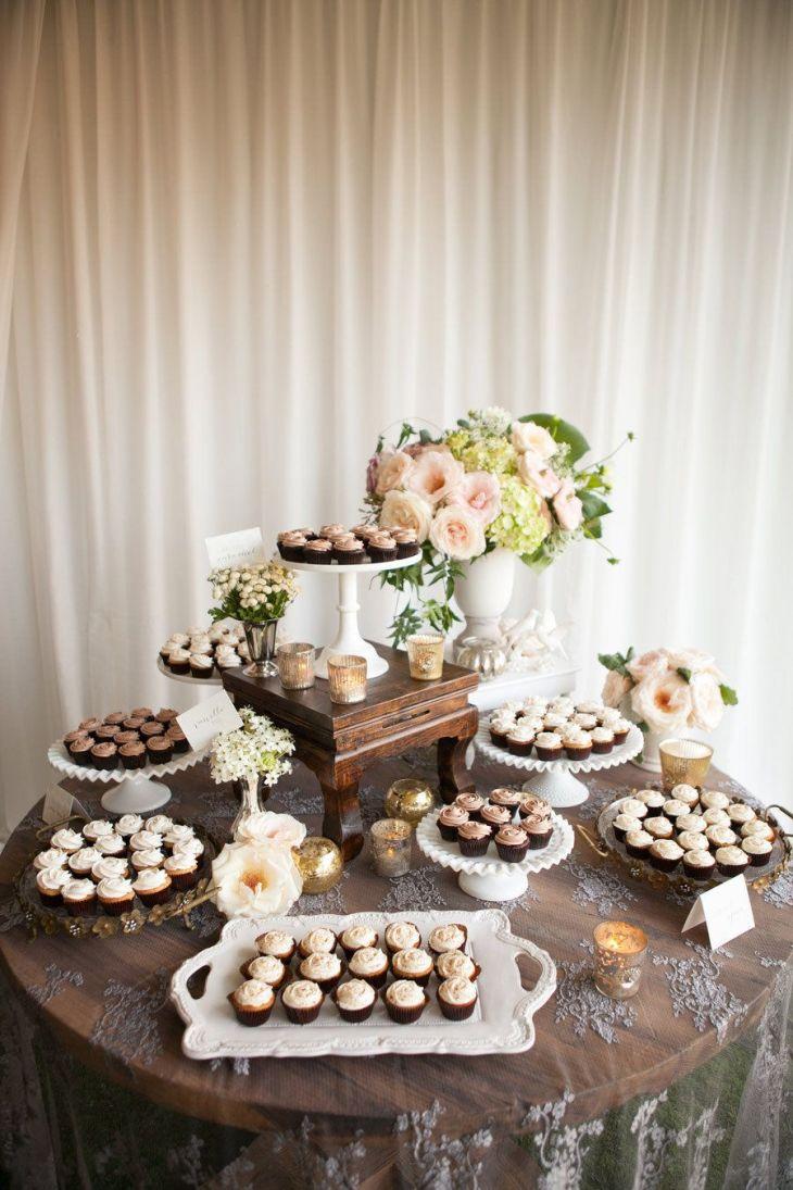Chic and Creative Wedding Dessert Ideas