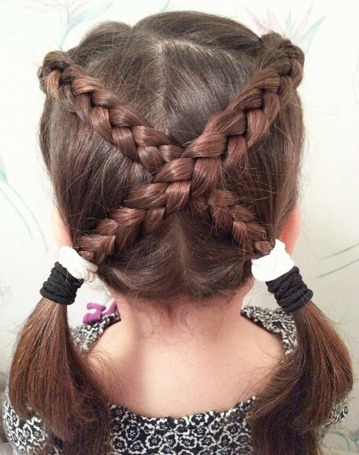 Best 25 Kid Hairstyles Ideas On Pinterest Girl