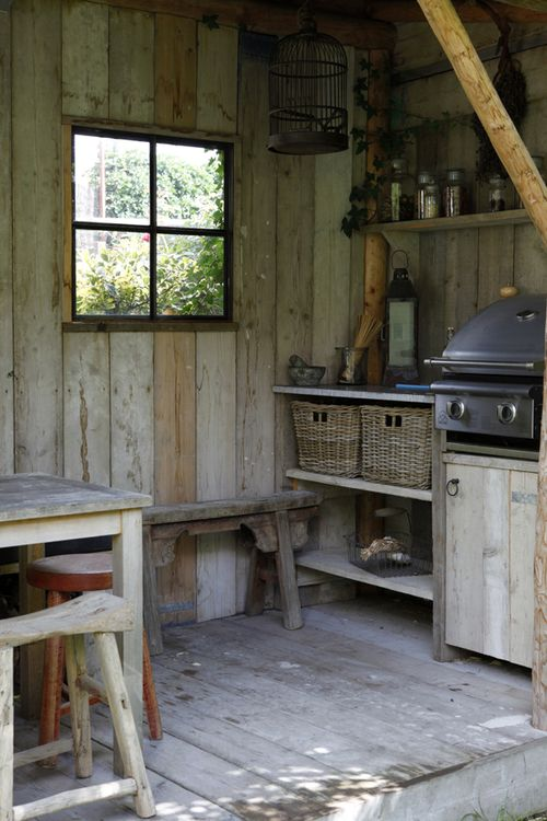 40 beautiful outdoor kitchen designs summer kitchen kitchen grill and kitchens on outdoor kitchen vintage id=54844