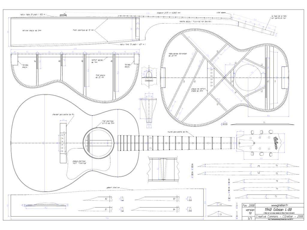 Maccaferri Guitar