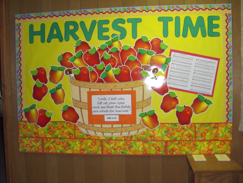 Harvest Time John 4 35