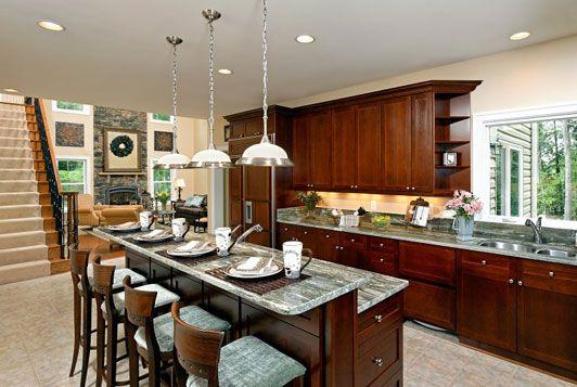 breakfast bar ideas on pinterest on kitchen island ideas eat in id=46800