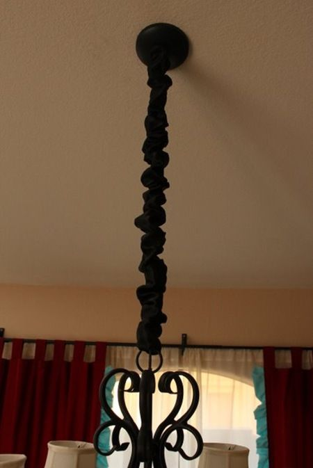 How To Make A Chandelier Cord Cover Need One The Light Pull