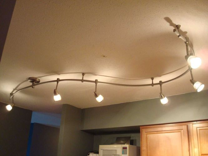 Kitchen Track Lighting Who Makes Led Cost