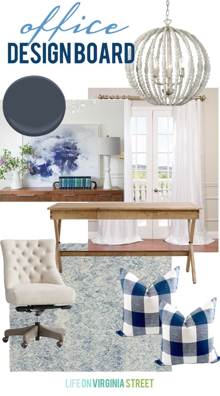 Navy Blue Office Design Board Hale navy Offices and To share