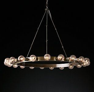 Chandelier Collections Rh