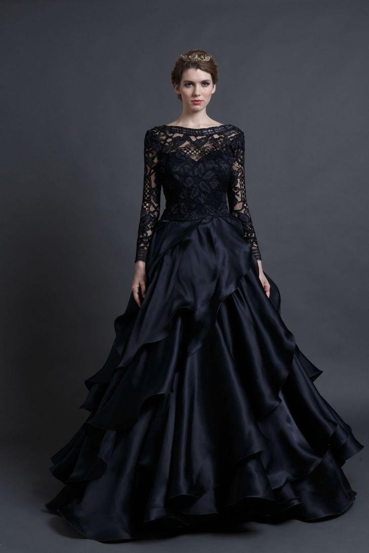 A beautiful Wedding Gowns from Sareh Nouri Dresses Pinterest