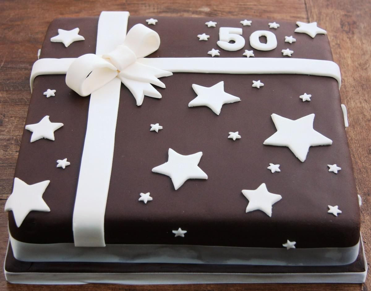 Image Of 50th Birthday Cakes For Man