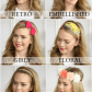 Headband hairstyles missysue blog headband styles hair beauty