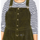 Corduroy overall dress asos curve dresses curve dresses and asos