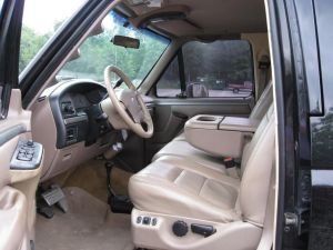 Superduty seat swap Also, love the way the updated
