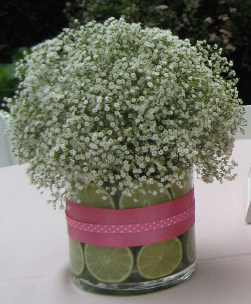 Best 25 Lime Centerpiece Ideas On Pinterest Square Vase