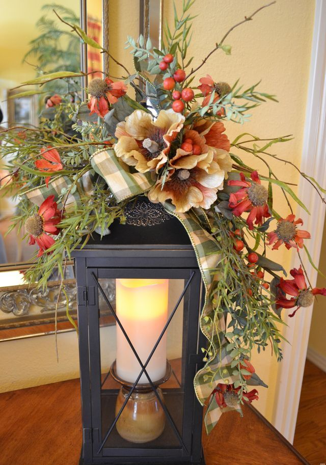 Fall Decorating Ideas On Pinterest 50 Fall Lanterns For
