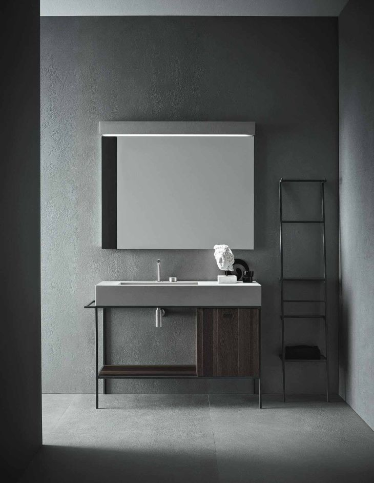 Novello  BATHROOM  Pinterest  Möbel Grau und Bad Inspiration