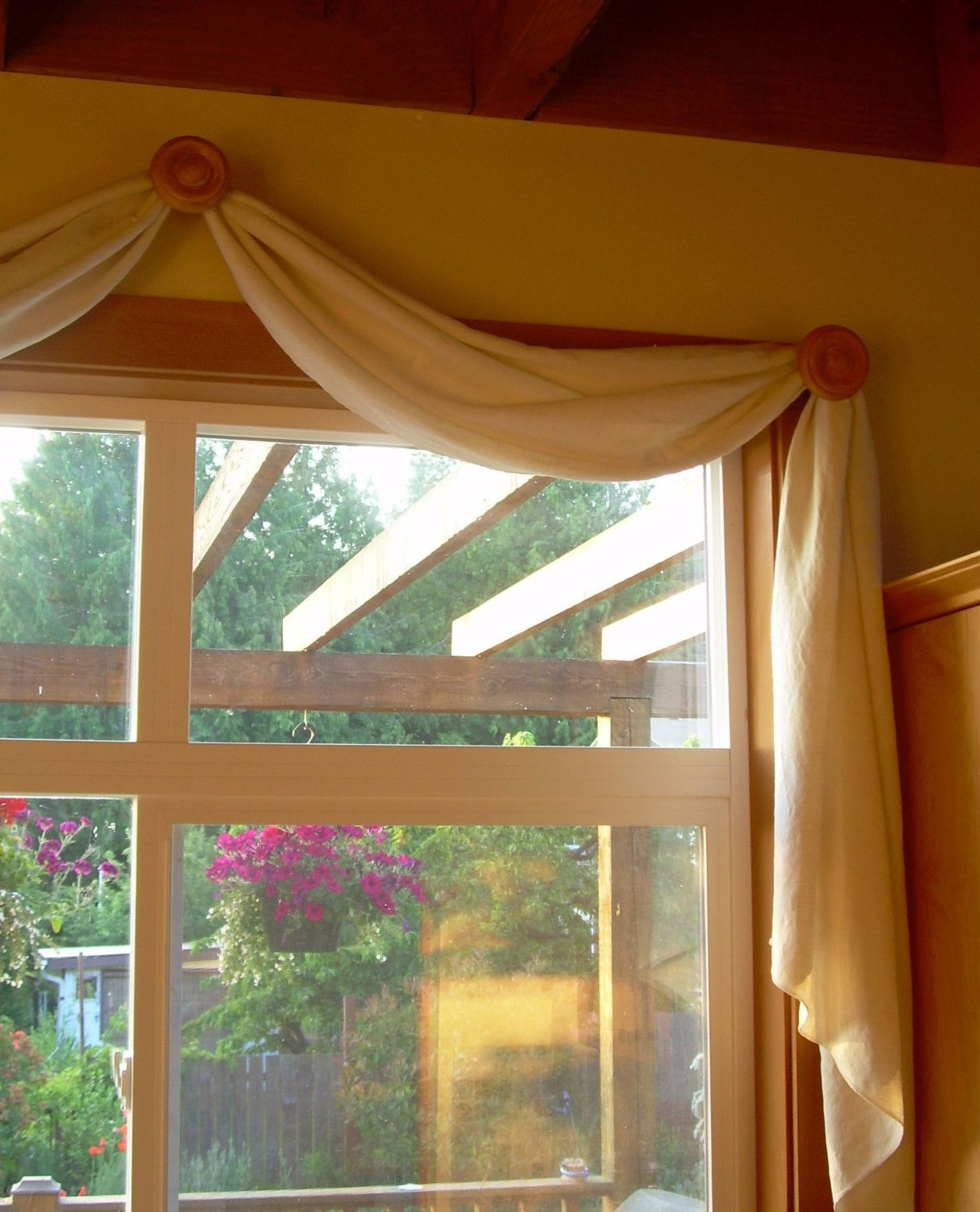 Best 25 Large Window Coverings Ideas