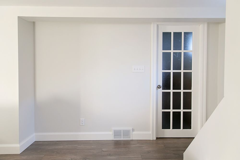 Wall Color Silver Satin Benjamin Moore For The Home