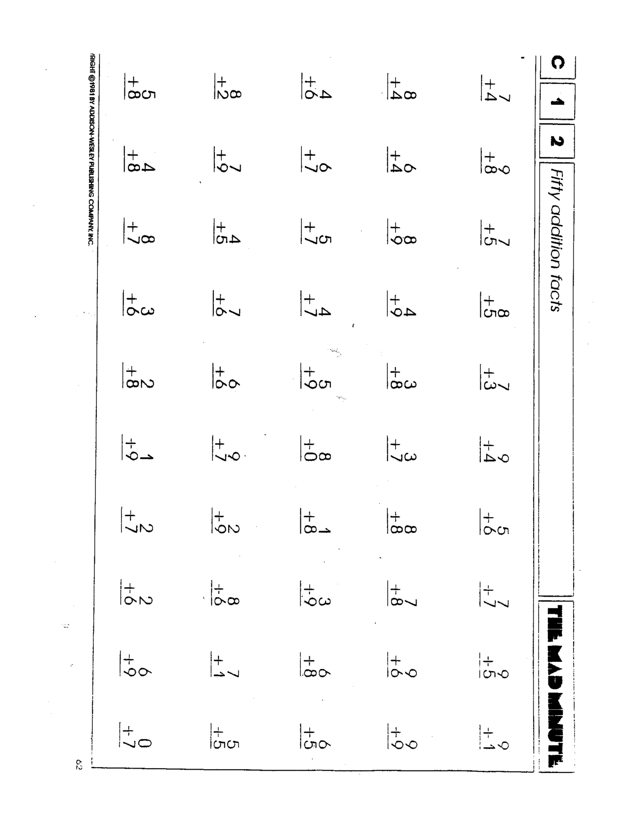 5th Grade Math Worksheets
