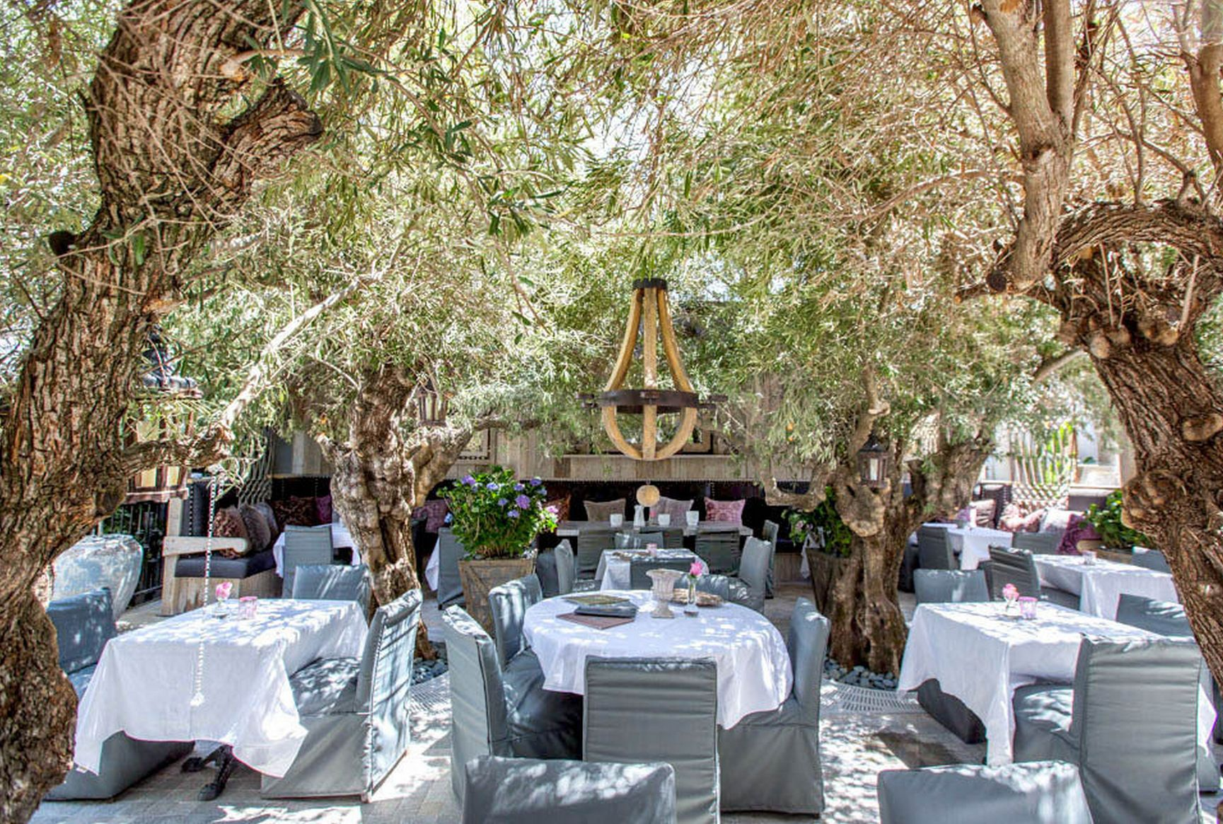 Outdoor Dining Restaurants In Los Angeles, Spring 2017