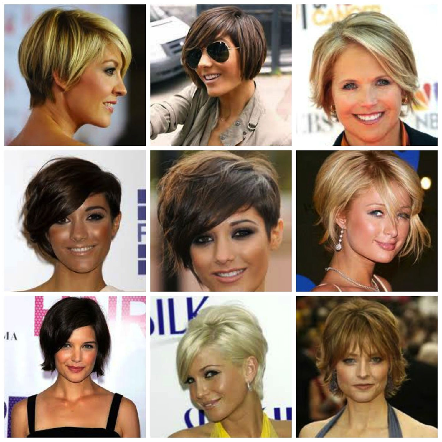 50 Short Hairstyles