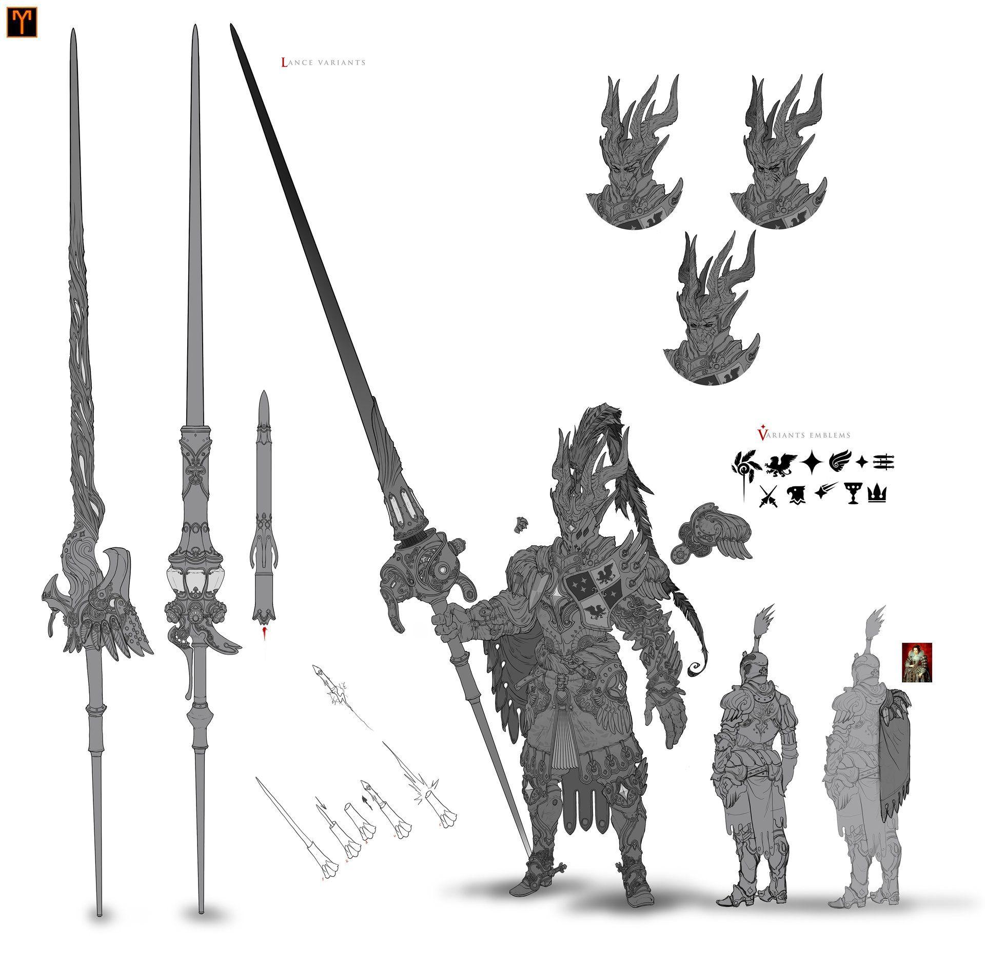 Tera Male Armor Skyrim