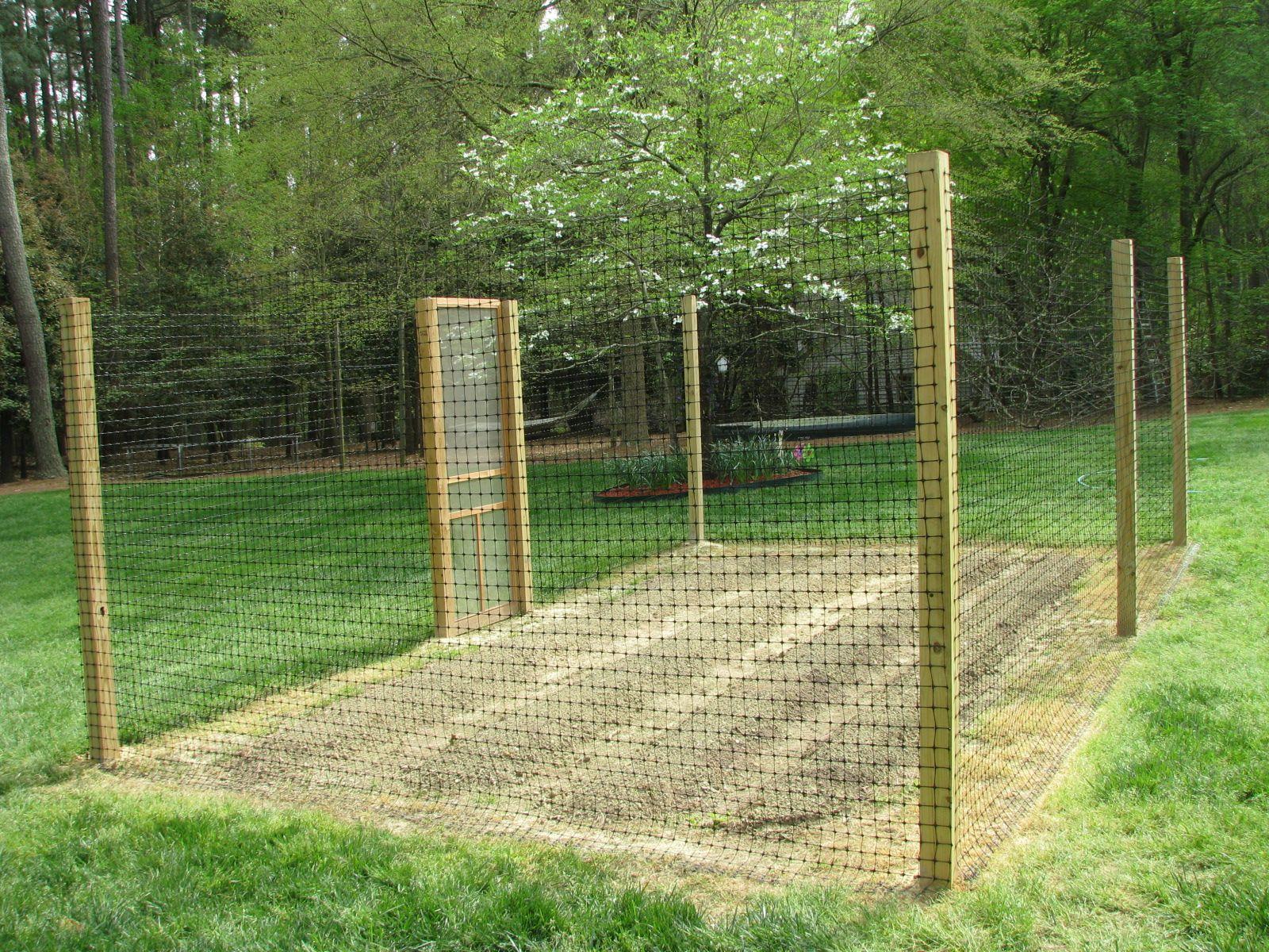 Deer Proof Garden Fence