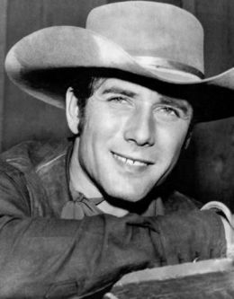 Image result for robert fuller in wagon train