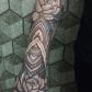 My work in progress by dijon good point oakville ontario tattoos
