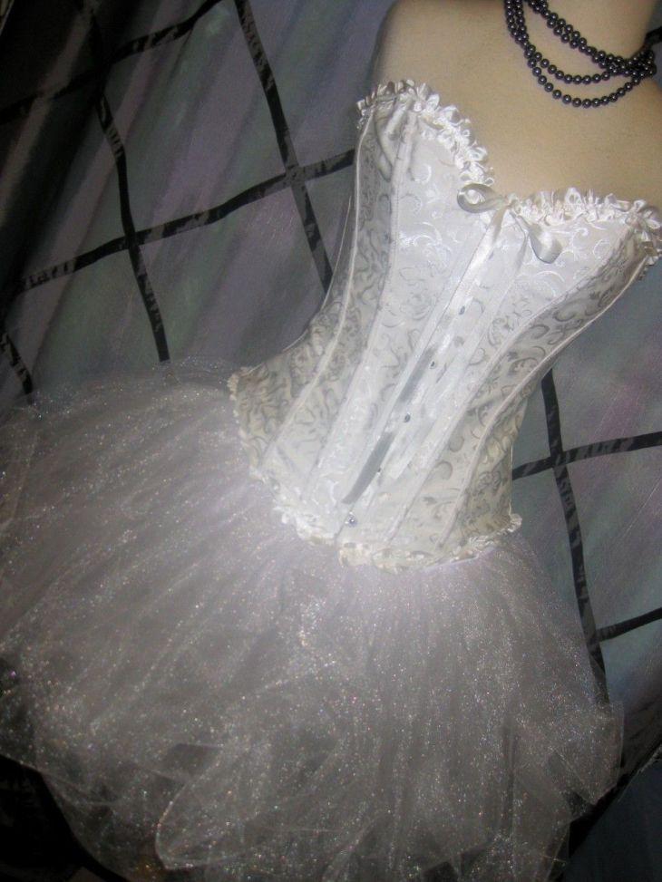 Dznr LLC  Elite Bachelorette Party Dress Madonna Like a Virgin