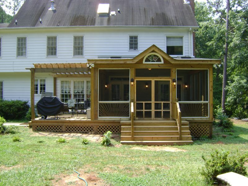 custom deck and porch construction in the raleigh clayton on steps in discovering the right covered deck ideas id=28971