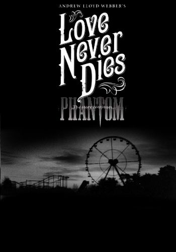 Poster do filme Love Never Dies